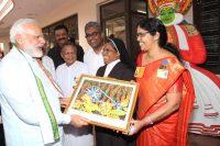 Prime Minister of India Sri. Narendra Modiji