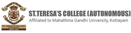 St.Teresa's College (Autonomous) Logo