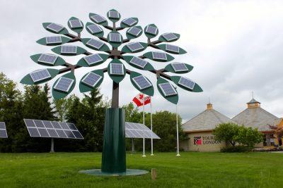 I CONNECT - solar energy production