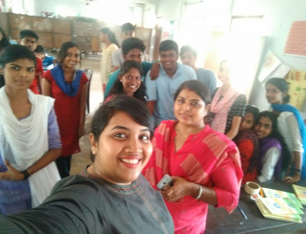 Life Skill Training Programme – TROP 2017- 2018
