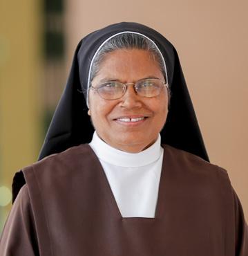 Rev. Sr. Vinitha CSST