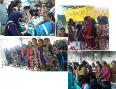 Community Nutritional awareness programme for mothers and children