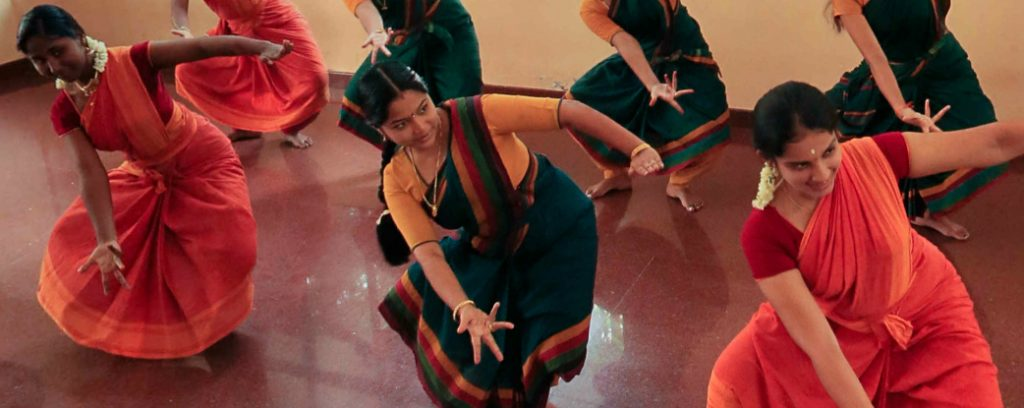 Bharathnatyam Degree Course - St. Teresa's college