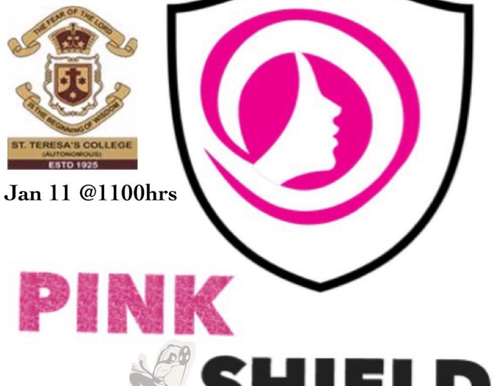 PINK SHIELD – A SELF DEFENSE CAMPAIGN