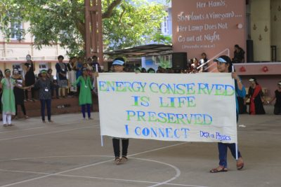 Awareness Programme For Conservation Of Energy