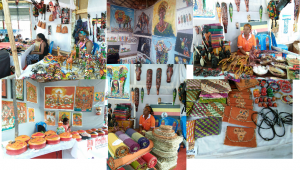 colors of crafts - Sargaalaya Crafts Village
