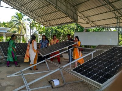 Solar Panel Assembling - Workshop