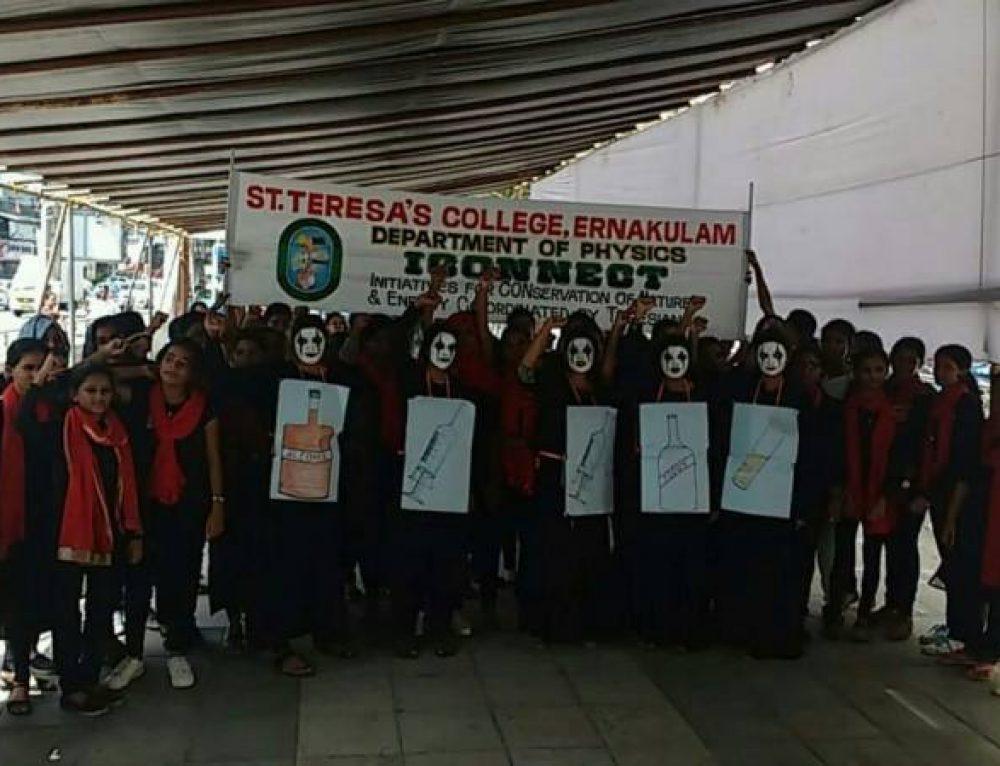 I CONNECT observed International Day against Drug Abuse