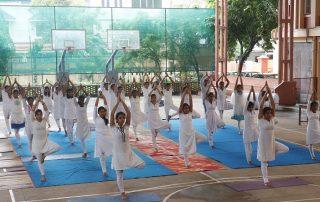 World Yoga Day - Activities