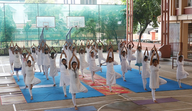 World Yoga Day - Activities