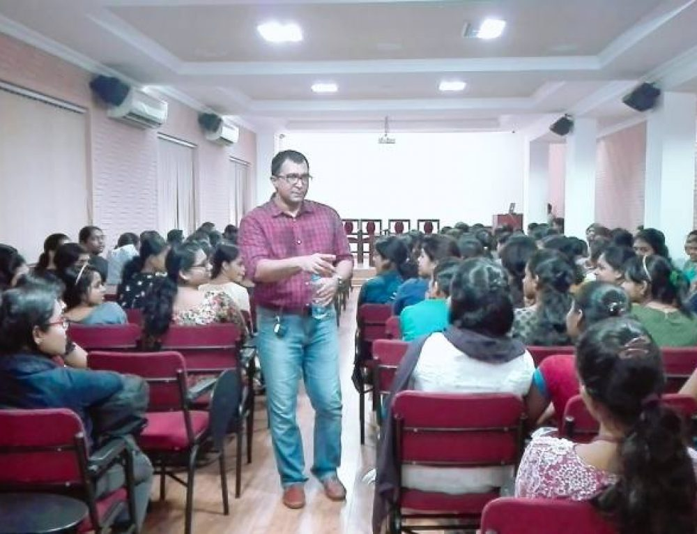 Employability for Centennials-Dr. Sujay Nair; 22 June,2018