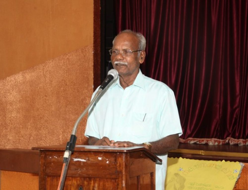 Vayana pakshacharanam – 20/06/2018 •Vayana  Varacharanam – conducted talk by Famous writer Sri.Narayan