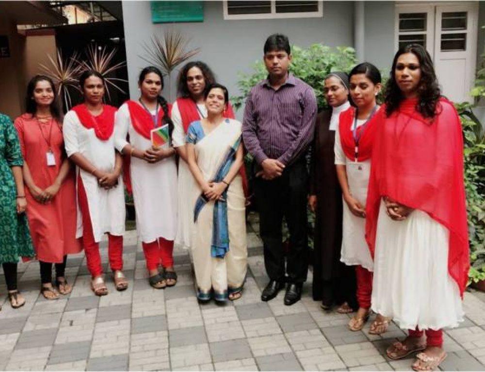 Skill Development Programme for Transgenders on 18/11/2017