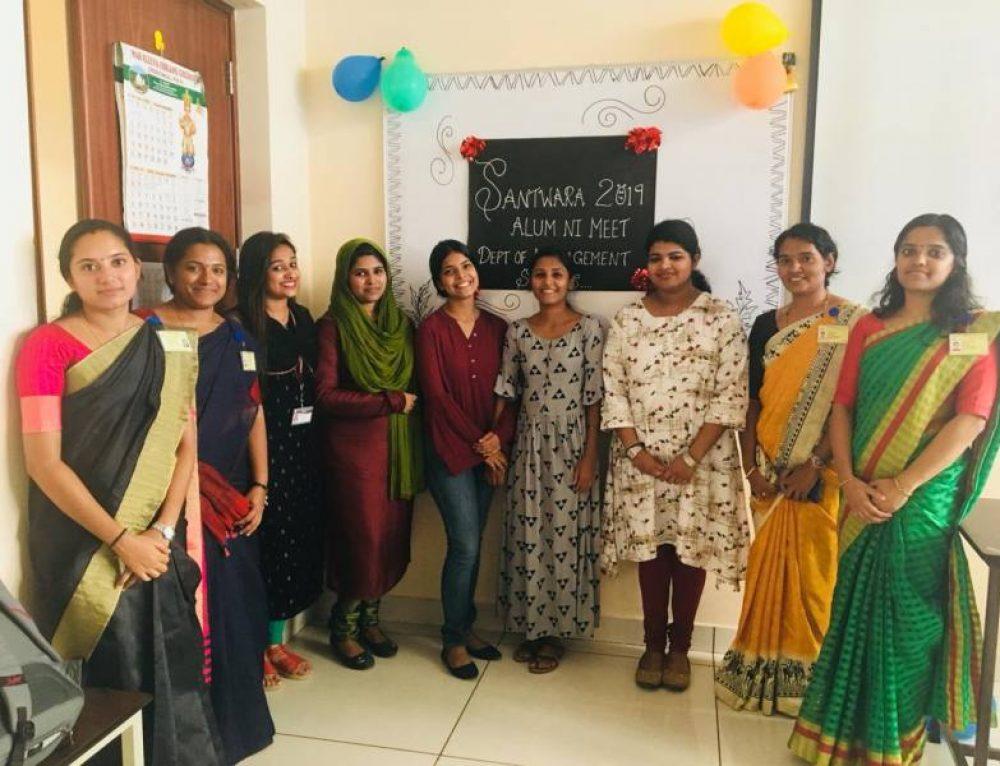 Alumni Meet ( Santhwara); 28January19