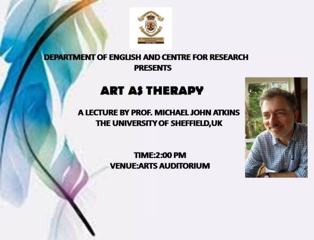 'Art as Therapy'