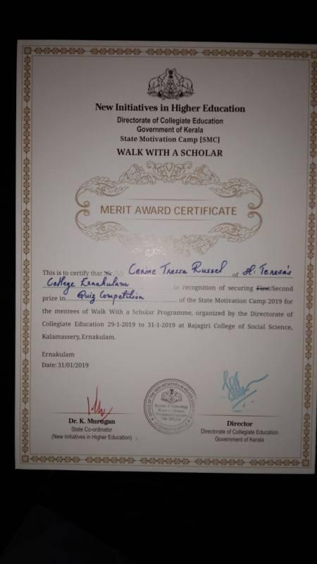 winner of wws scholar