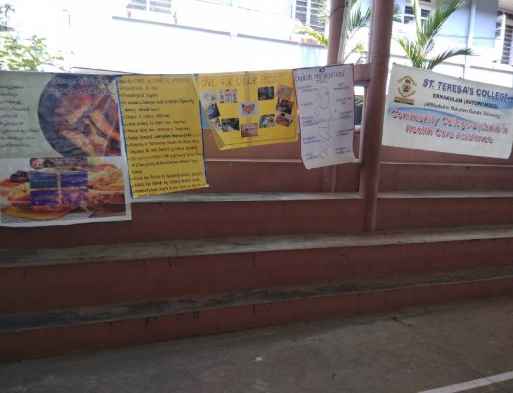 CANCER AWARENESS PROGRAMME FOR STUDENTS