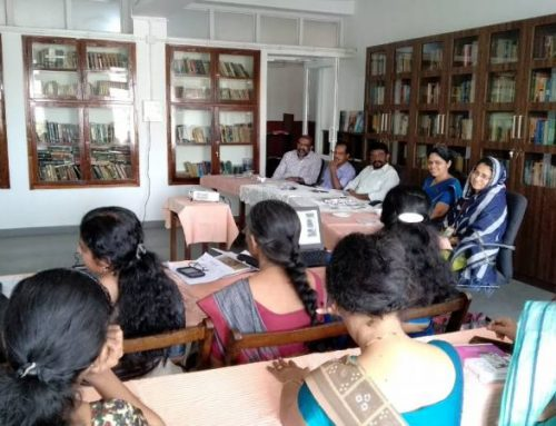 BoS in Physics held on 22 March 2019