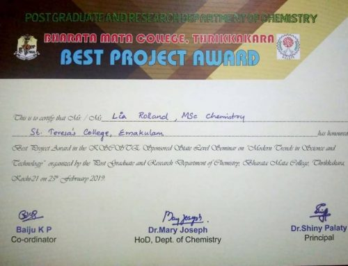 Best Project Award