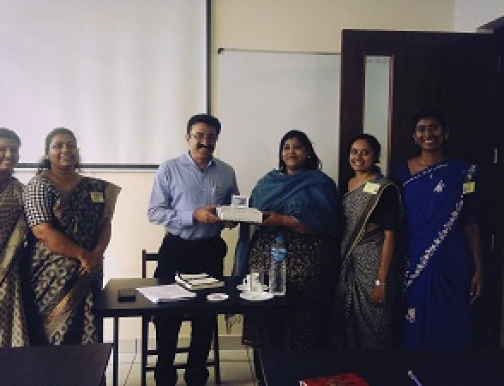 Faculty Development Programme-Mr. Saju Jose