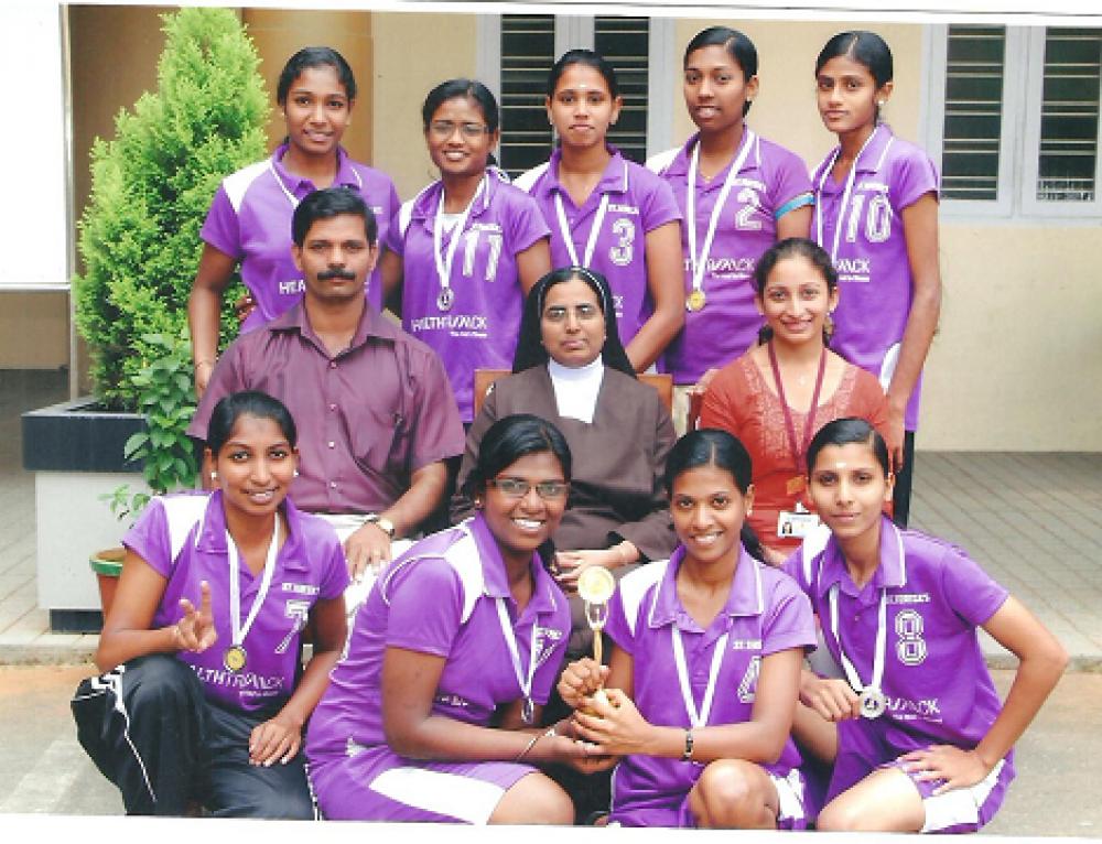 M.G University Intercollegiate Kabaddi Championship 2012-13