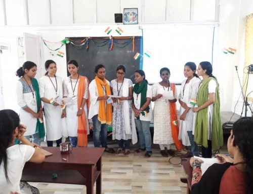 राष्ट्रवंदना (Patriotic Song Competition) 8th of February 2019