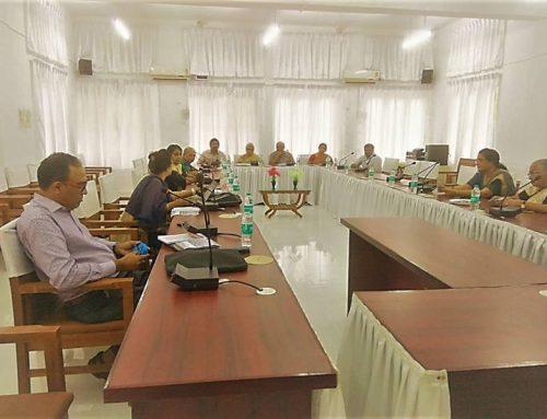 Consultative Workshop on 'Evaluation Of the Kerala Model Relief Centres: Integrating a Gender Sensitive Disaster Management'
