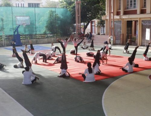 INTERNATIONAL YOGA DAY CELEBRATIONS 2019-20