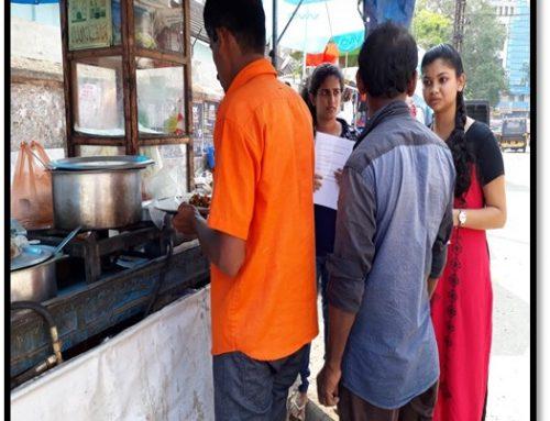 Awareness on sanitation among street food vendors