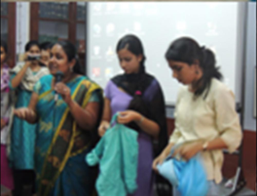 Chemistry Department TROP activities of 2015-16