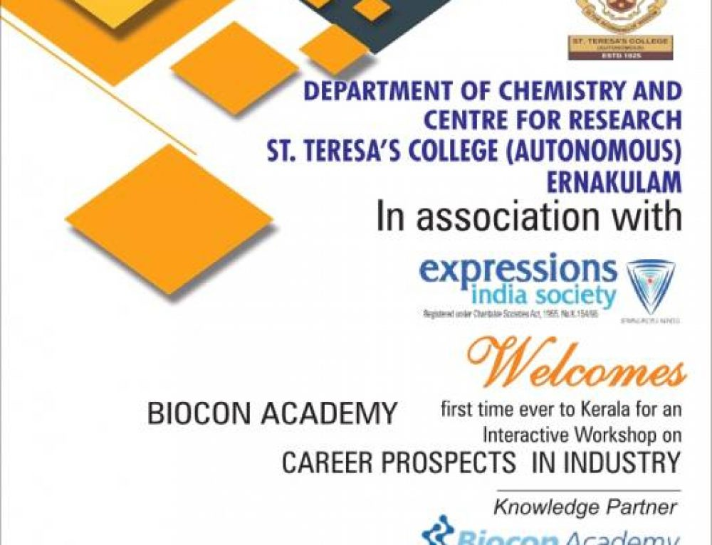 Interactive Workshop on Career Prospects Industry