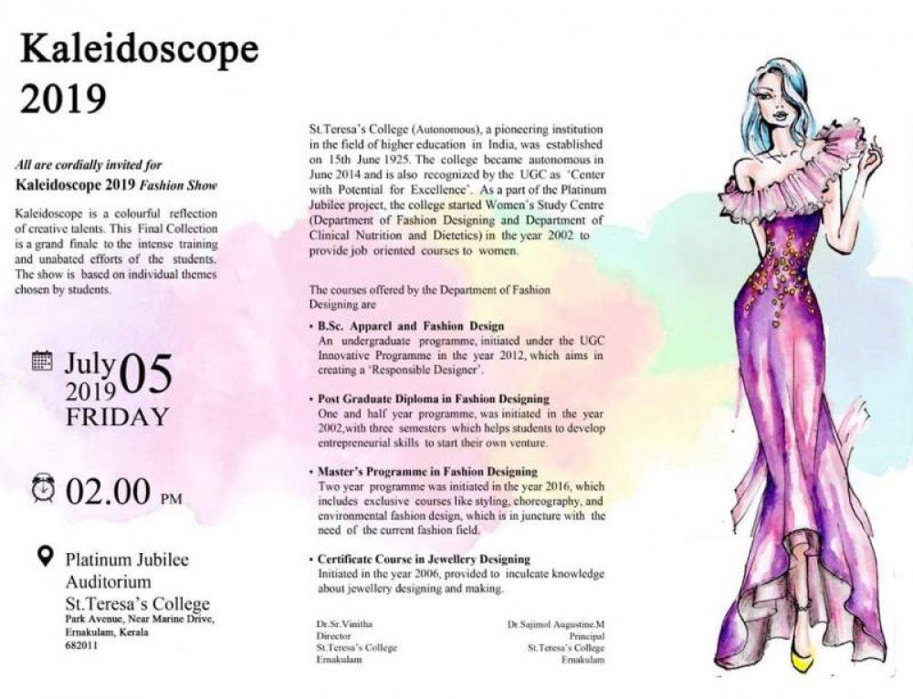 KALEIDOSCOPE 2K19- The Graduation Show