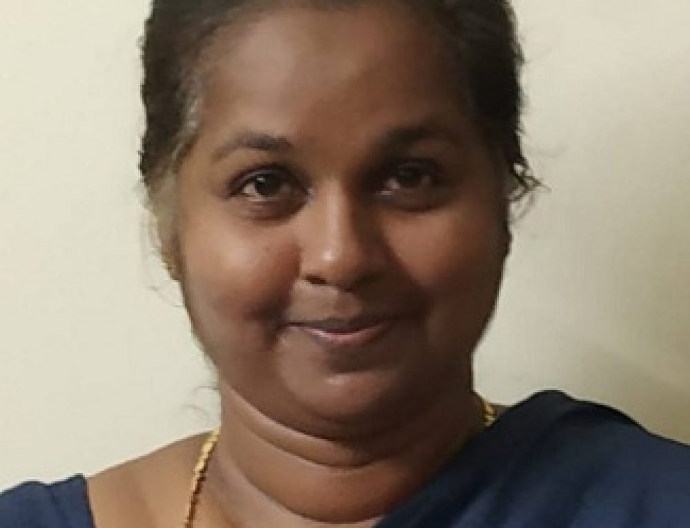 Dr. Susan Cherian, Associate Professor, Department of Home Science awarded Doctorate from M.G University, Kottayam