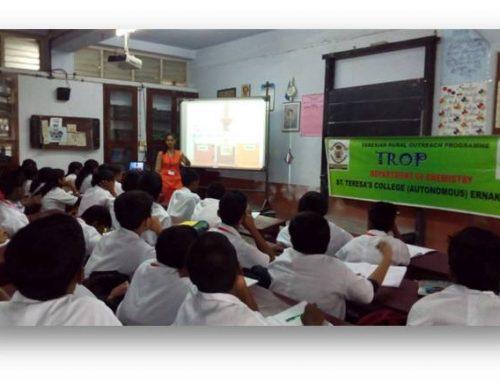 Chemistry Department TROP activities of 2016-17