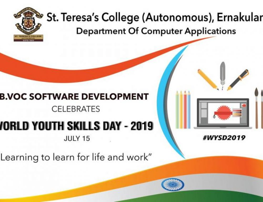 World Youth Skill Day 2019