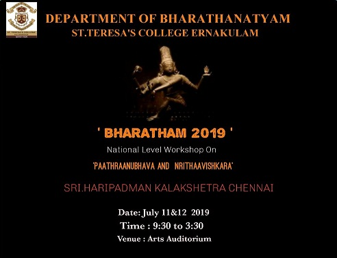 Bharathnatyam Archives - St Teresa's College (Autonomous)