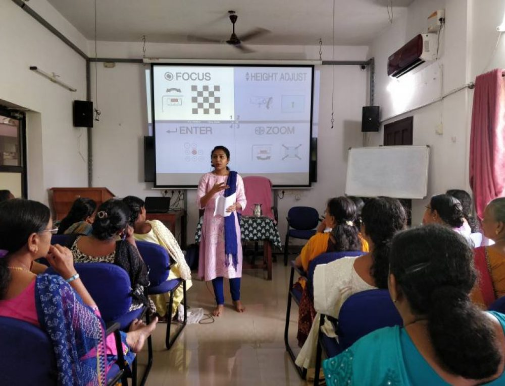 Two day Training Of Farmers | St.Teresa's College(autonomous)