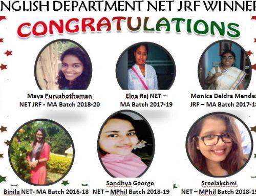 UGC NET JRF WINNERS JUNE 2019
