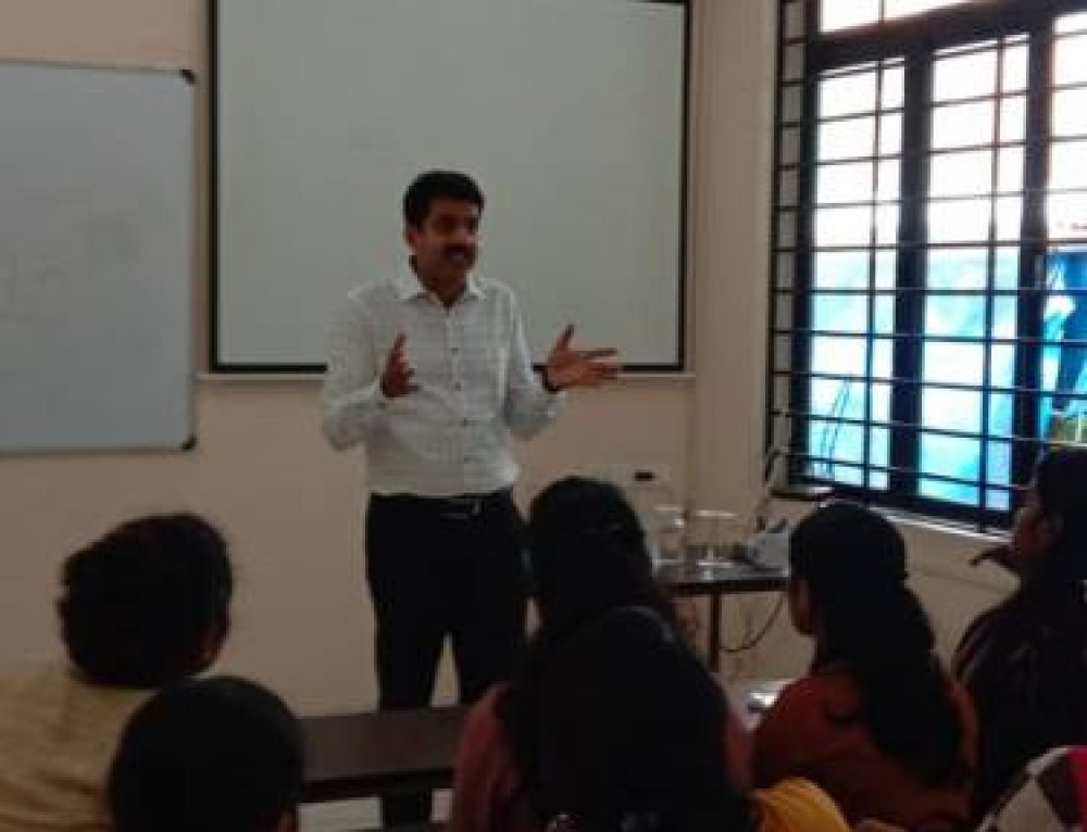 Limitless opportunities in Business Analytics for the 21st Century professional by Mr. Jomon Joseph