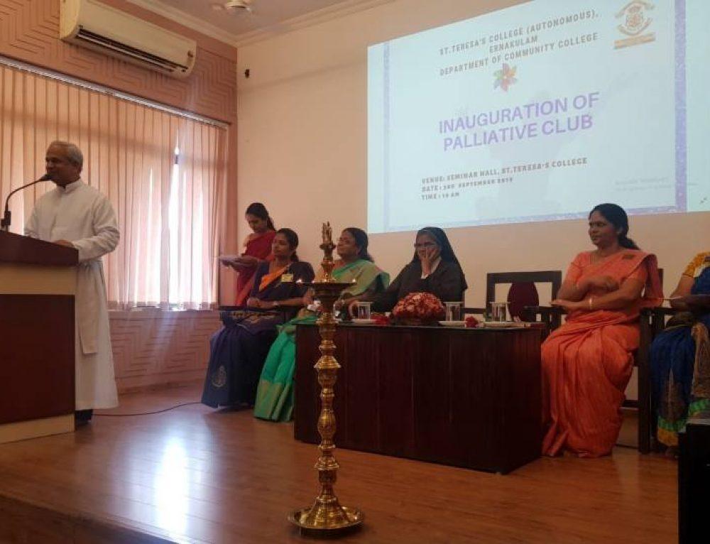 Palliative Club Inauguration