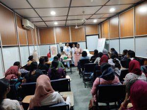 Training on Basic Life Support