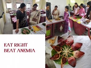 EAT RIGHT BEAT ANEMIA