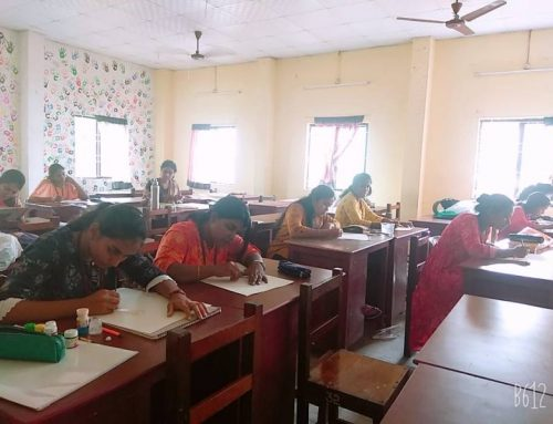 PAINTING COMPETITION- Women's Study Center
