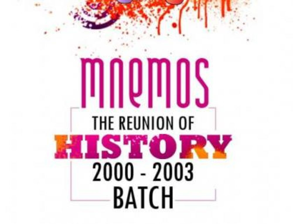 """Mnemos""-The Reunion of History"