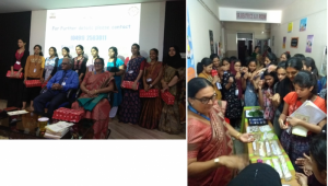 awareness program in silk and silk mark