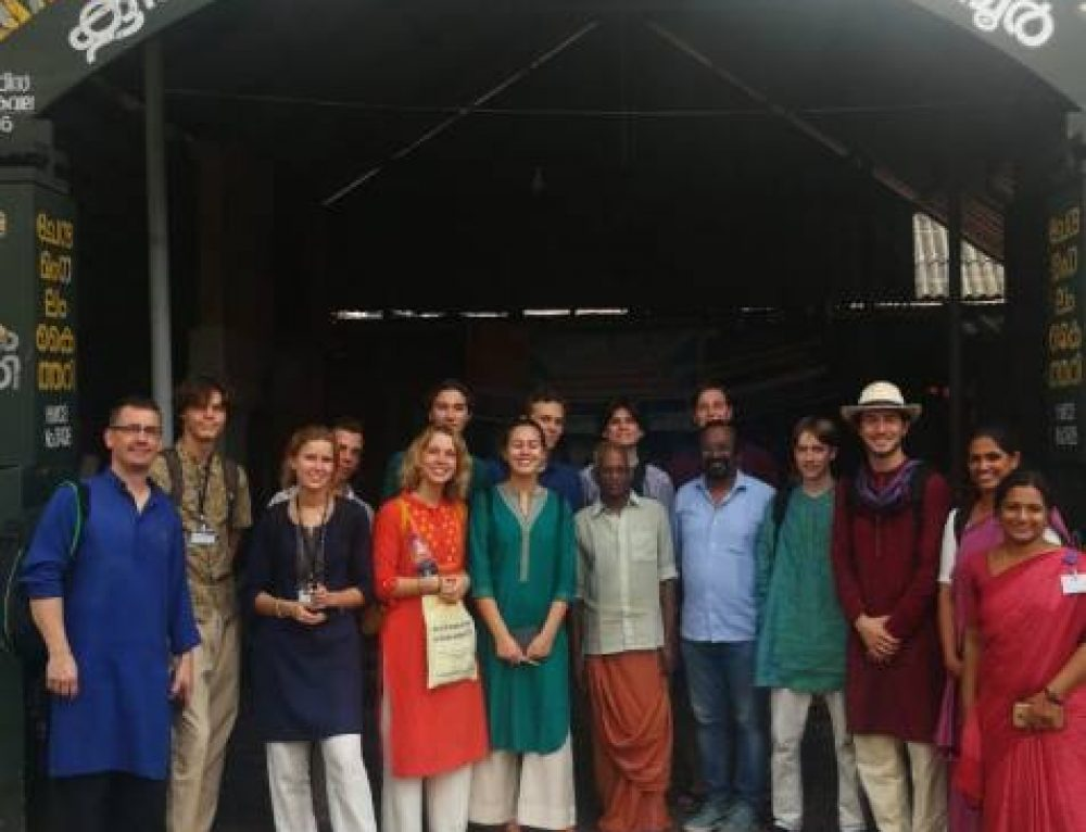 Indo-Swedish Student Exchange Program