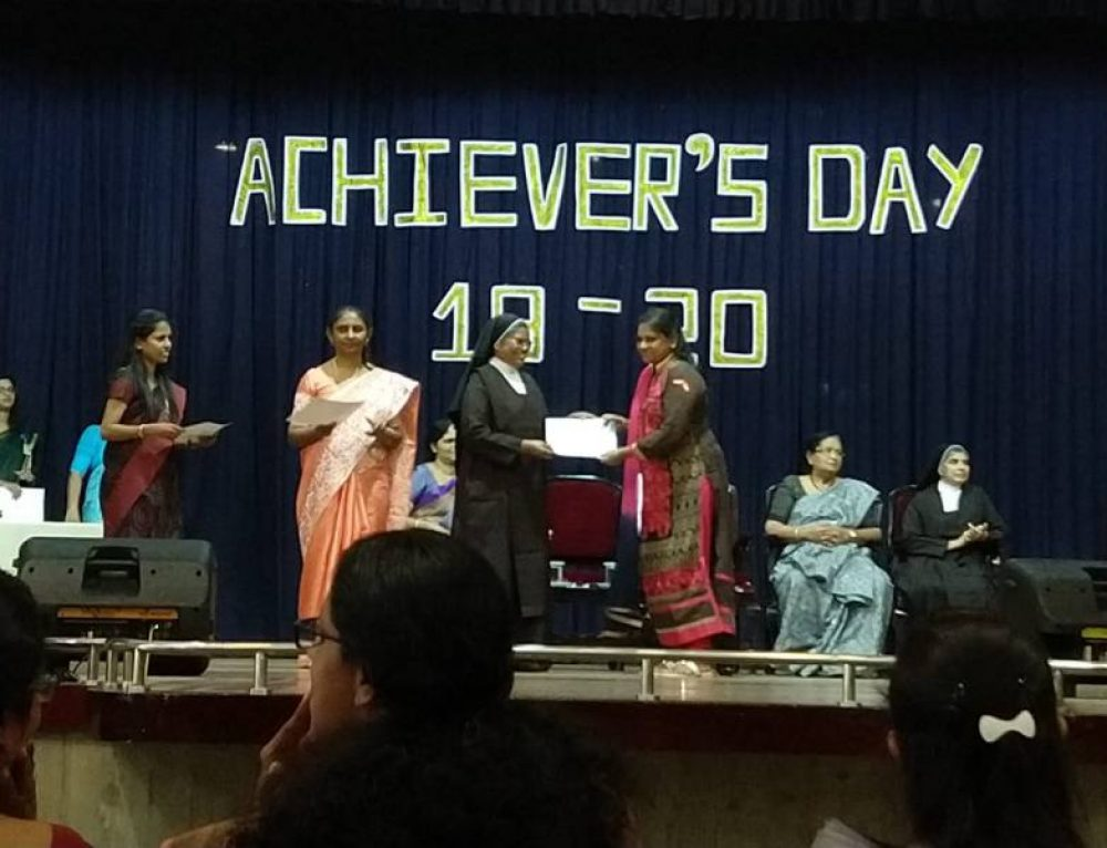 Anchal Agarwal: STUDENT ACHIEVER