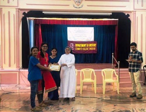 Winners in Quiz Competition