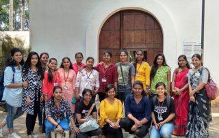 Historical visit to chendamangalam