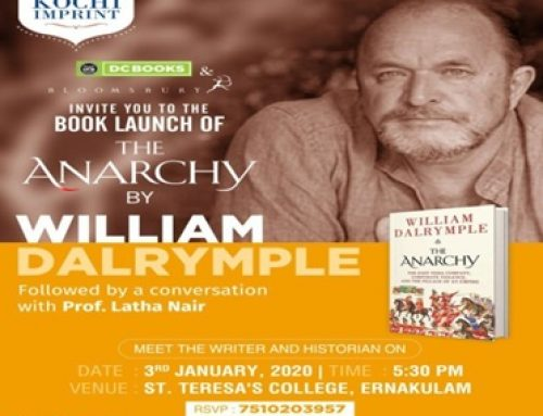 BOOK LAUNCH – THE ANARCHY BY WILLIAM DALRYMPLE